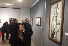 水墨飘香越洋而来 王玉花博士艺术作品展在深圳开幕-第三世多杰羌佛正法